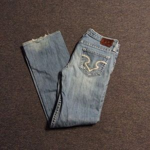 Big Star Remy Low Rise Stretch Jeans 31 L